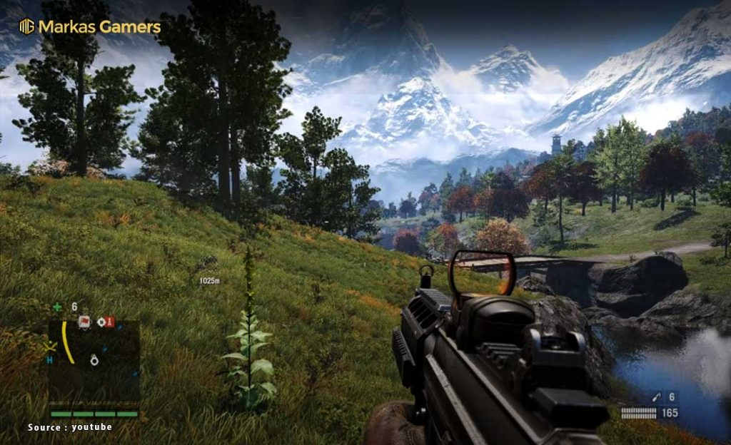 far cry gameplay