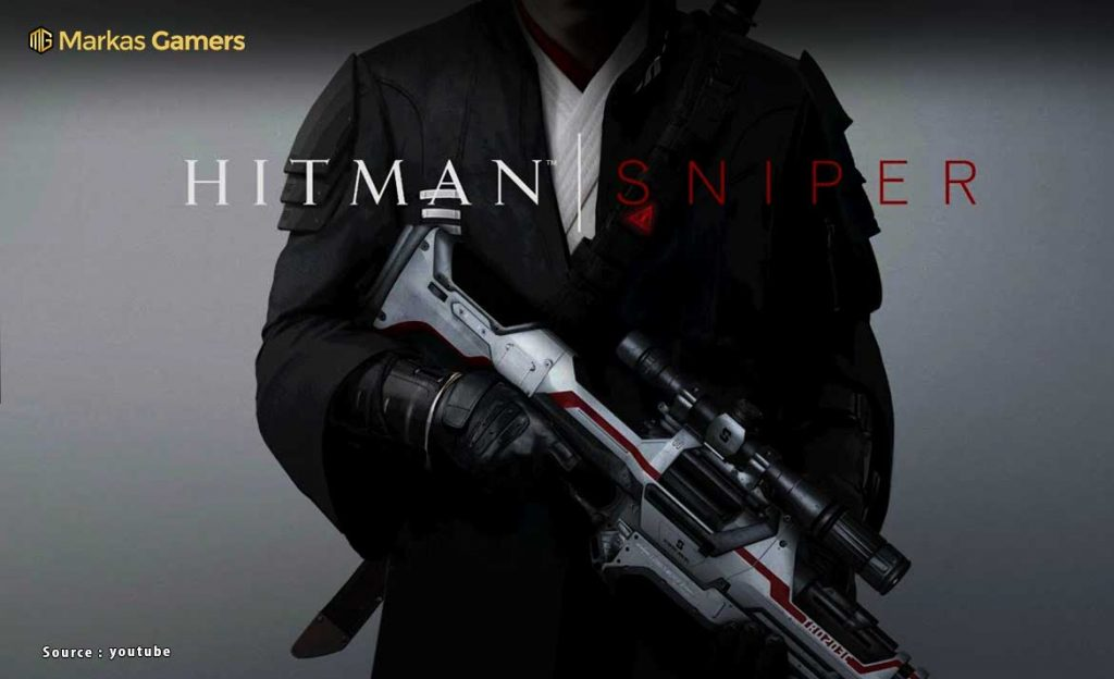 gambar game hitman