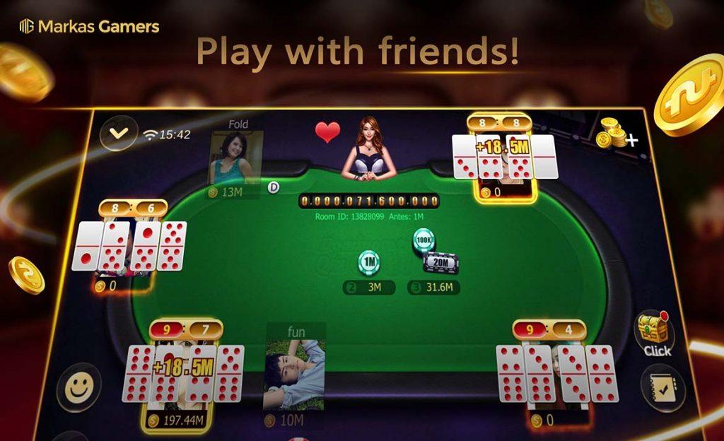 game domino penghasil uang