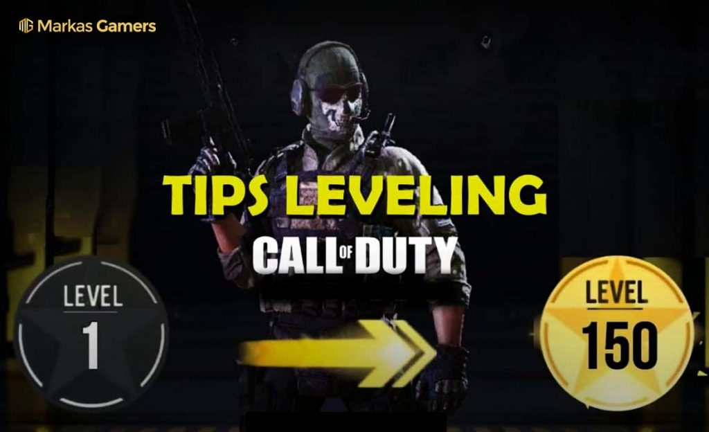 tips leveling cod