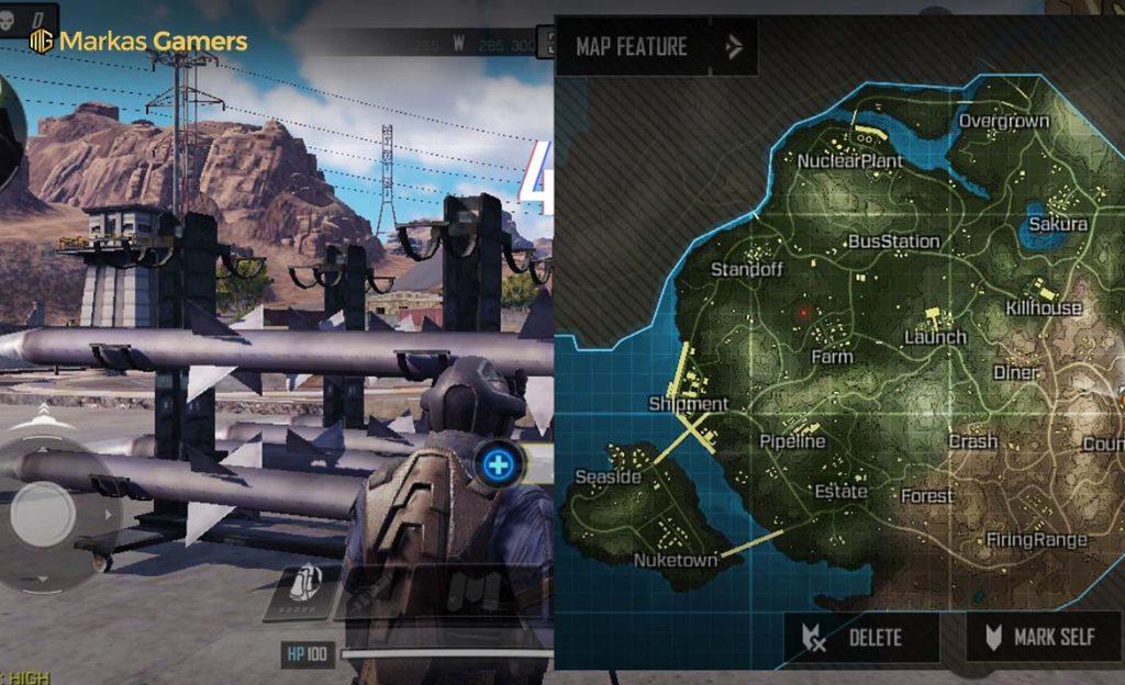map cod