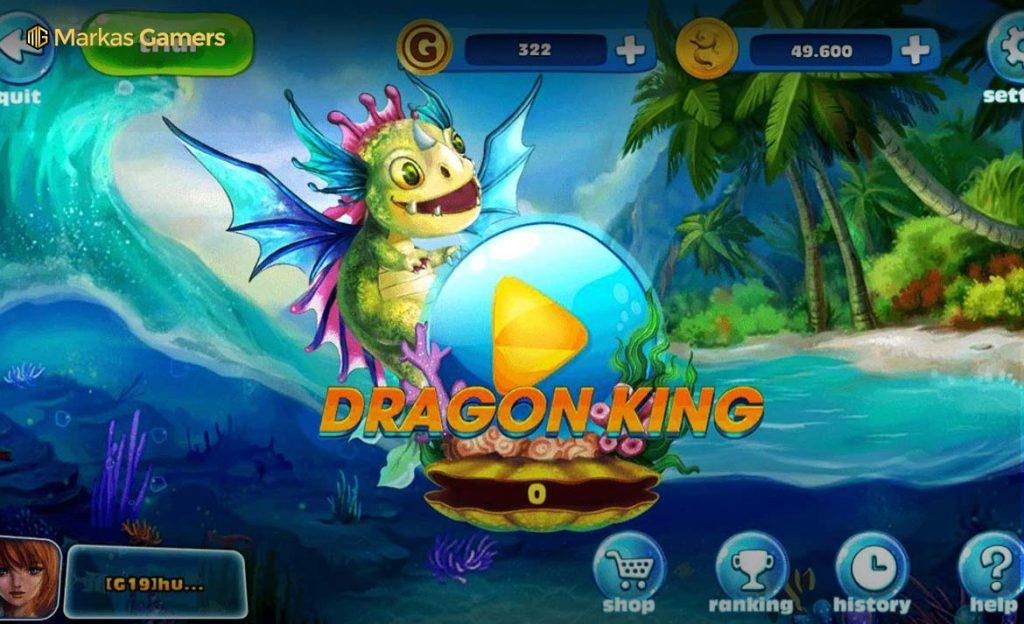 game dragon fishing