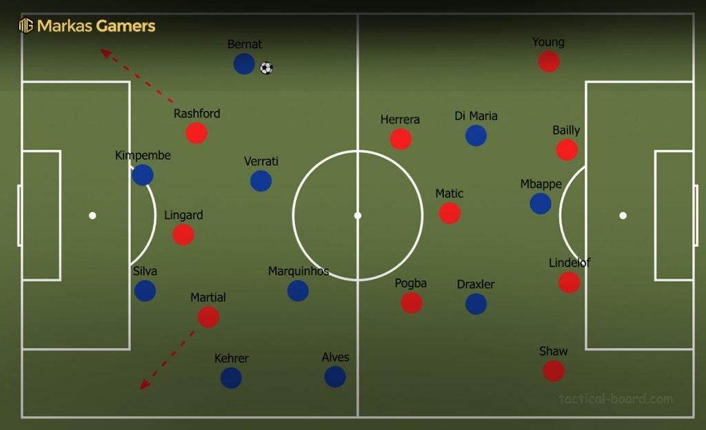 trik formasi game bola