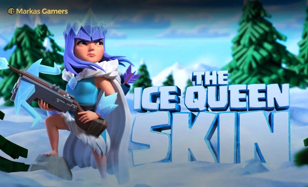 ice queen browser game