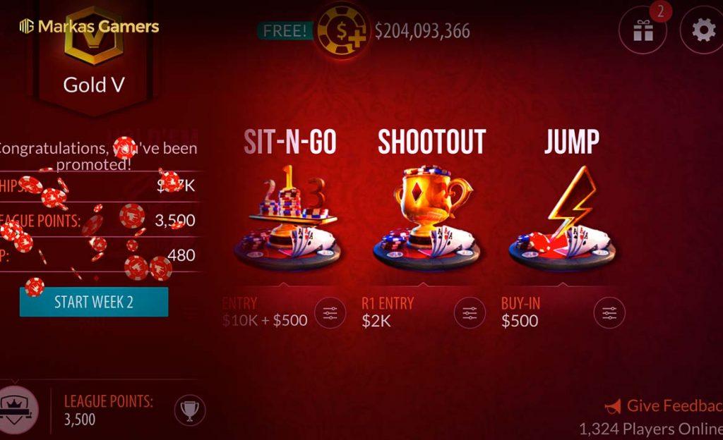 kombinasi game zynga poker