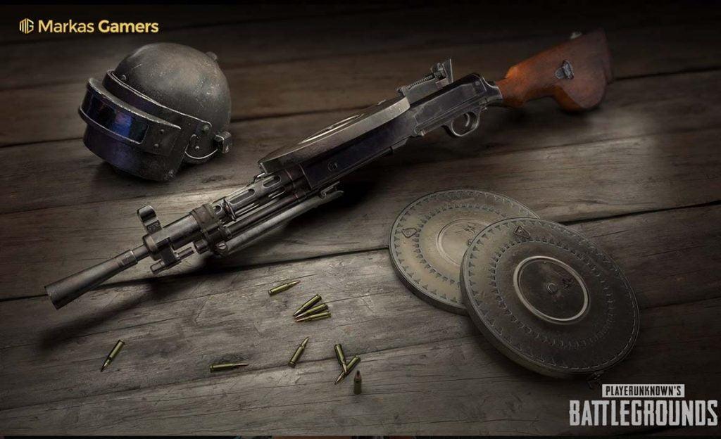 tips memilih senjata di pubg