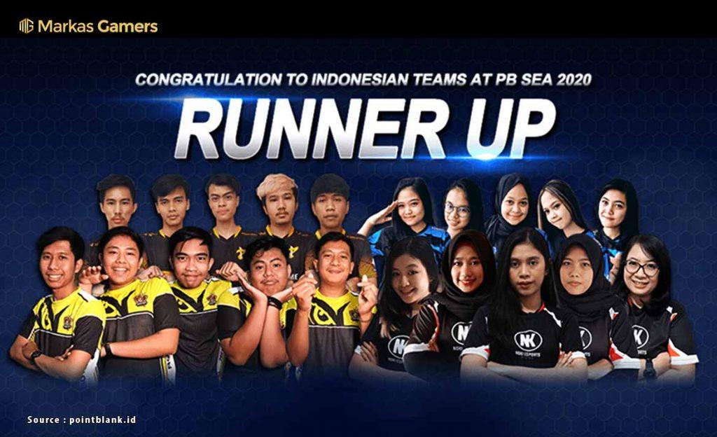 PBSEA 2020 Runner up