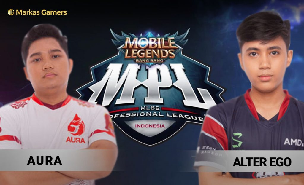gambar Aura vs AE