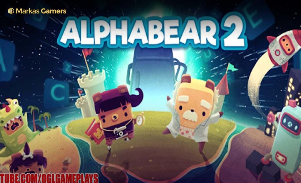 permainan casual alphabear