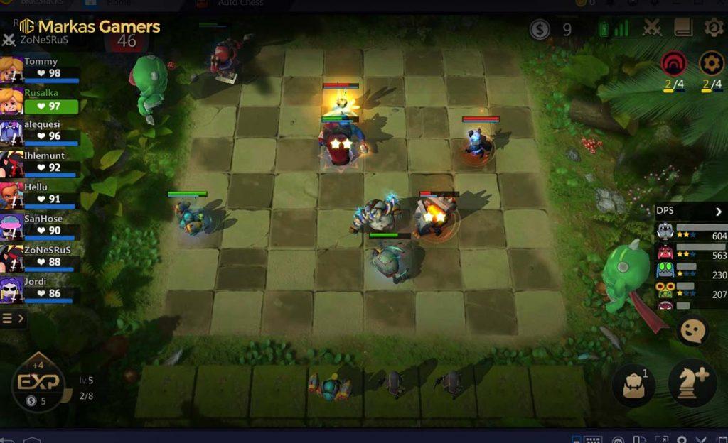 gambar permainan auto chess