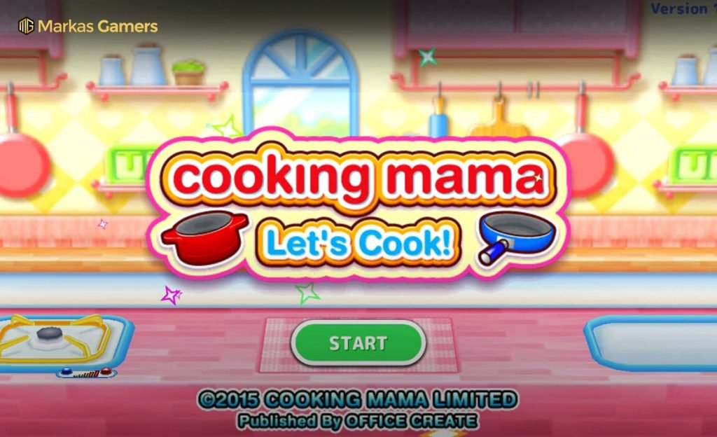 game cooking mama android