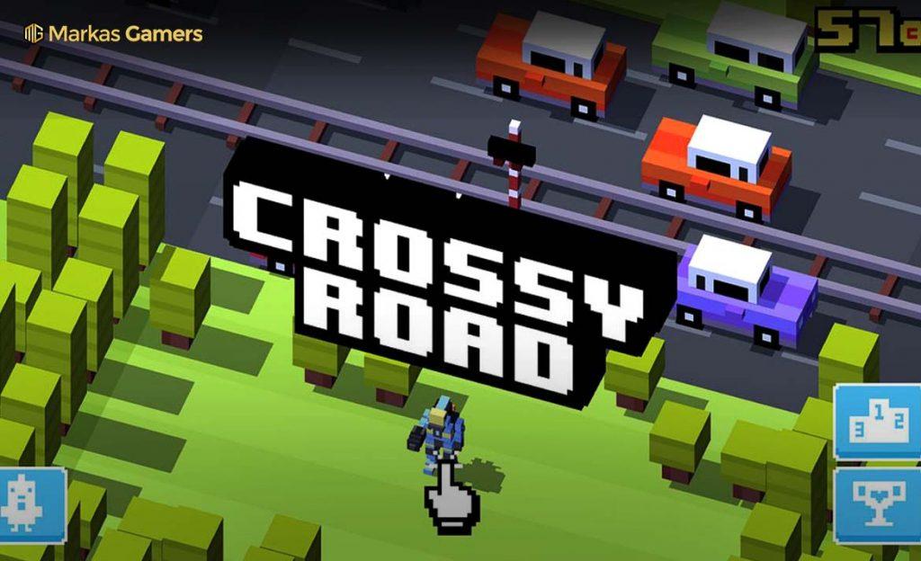 gambar game Crossy Road