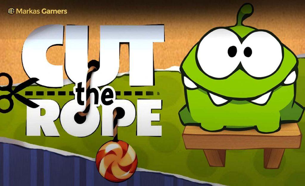 game edukasi anak cut the rope