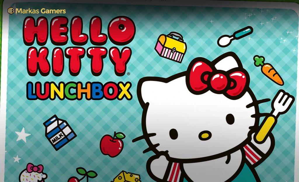 kotak bekal hello kitty