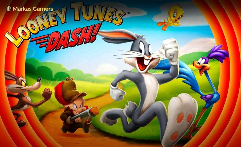 game santai looney tunes dash