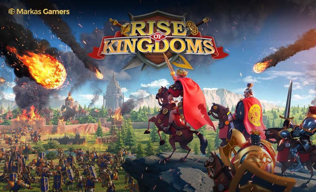 game strategi android rise of kingdoms
