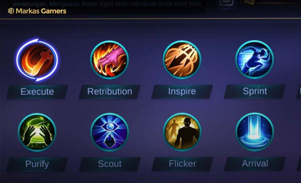 battle spell mobile legend