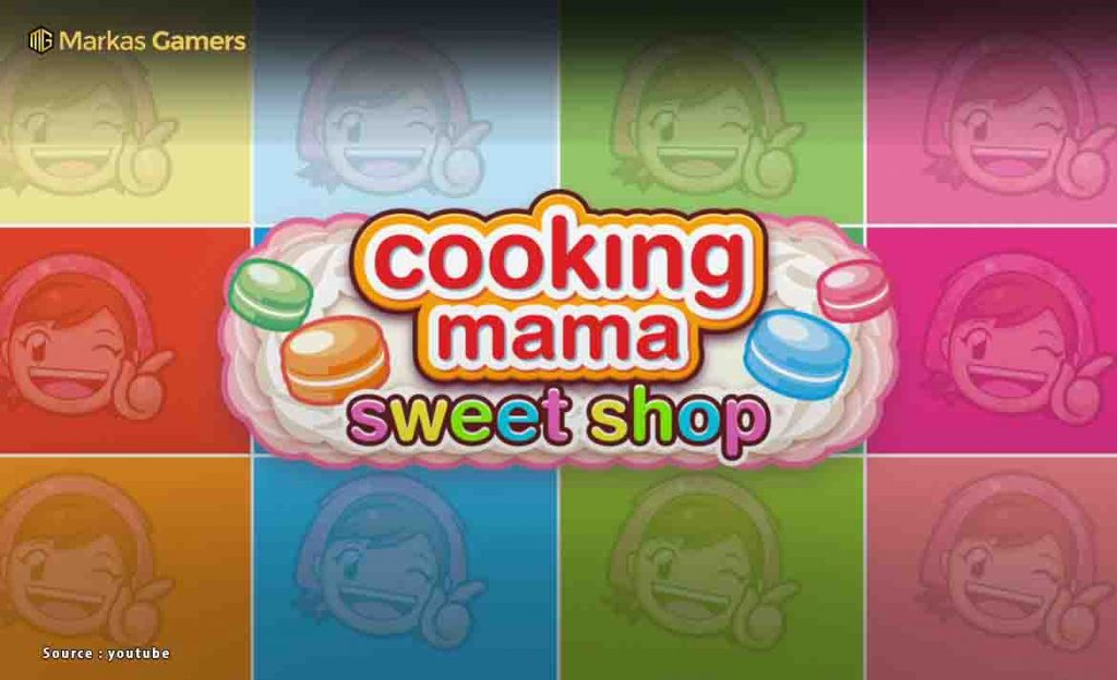 game nintendo memasak