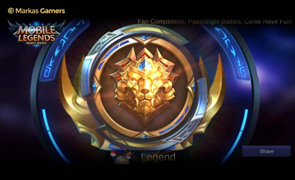 rank legend ml