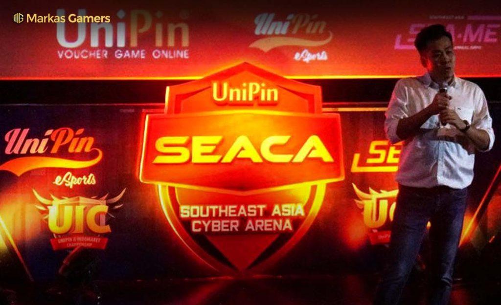 turnamen esports SEACA