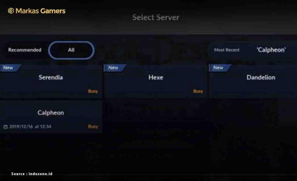 fiture shared server