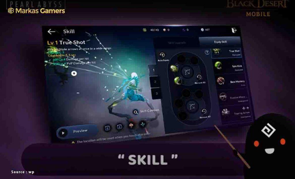 skill combo bdm