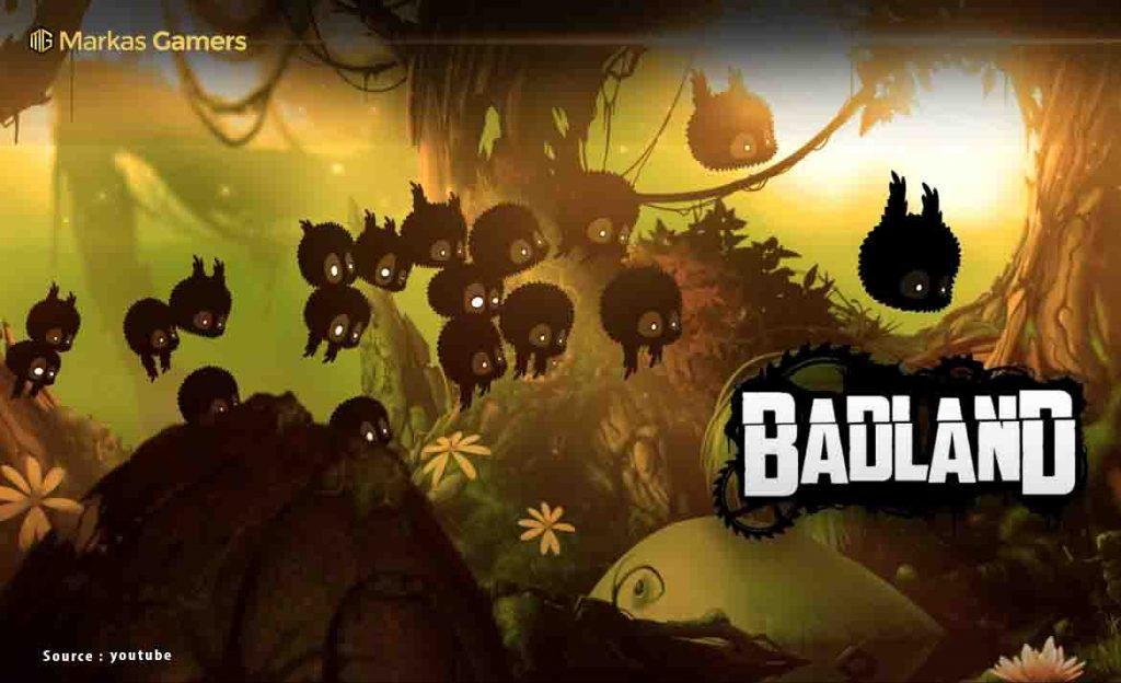 game indie badland