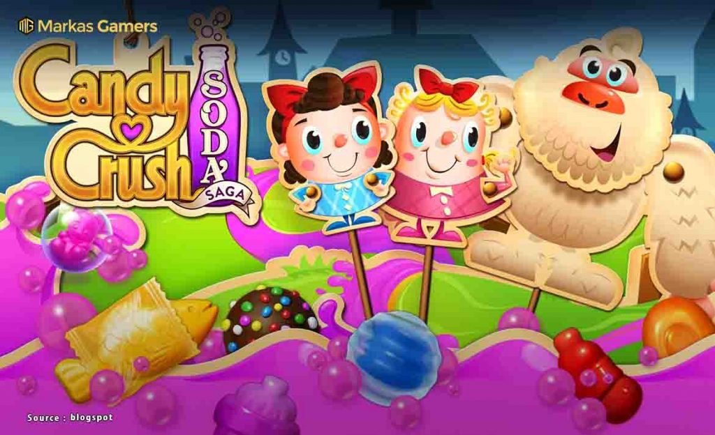 game candy crush perempuan