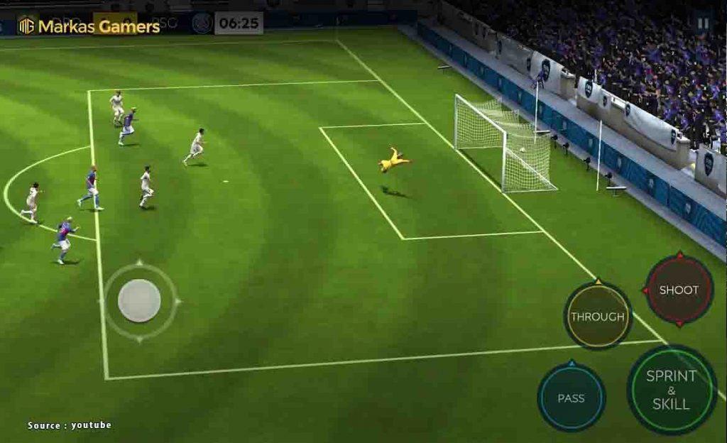 game bola FIFA mobile