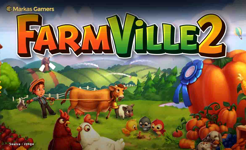 Tips main farmville 2
