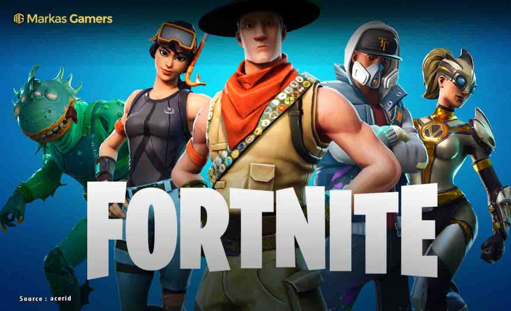 game terbaik fortnite
