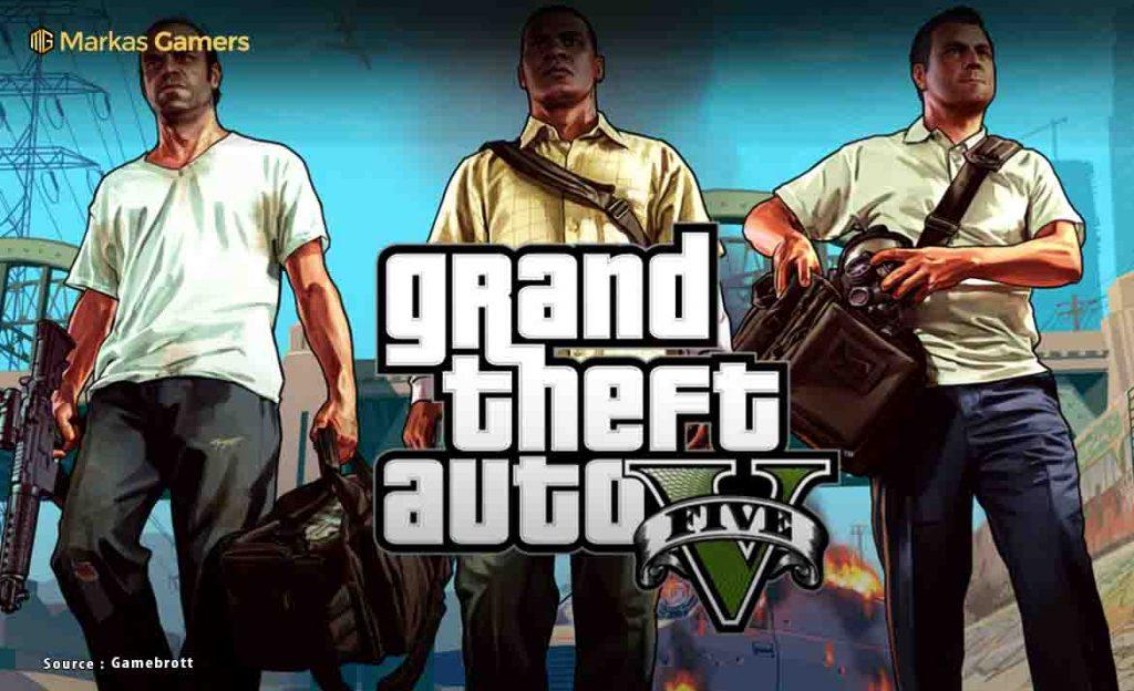 game GTA V murah