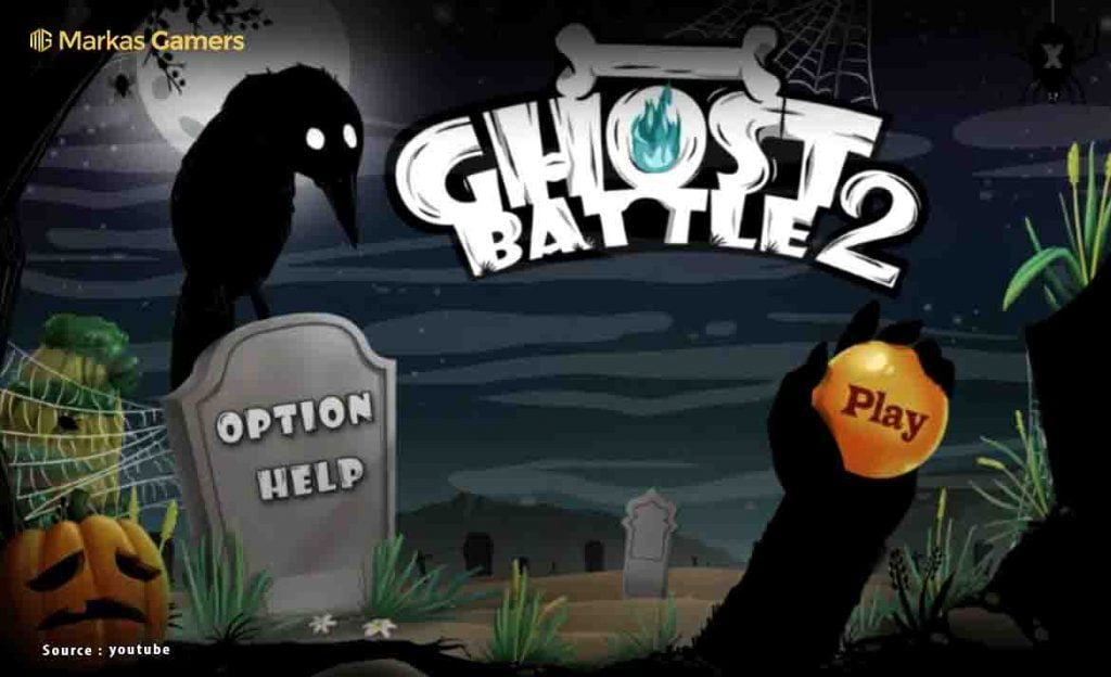 ghost battle 2 game terbaik