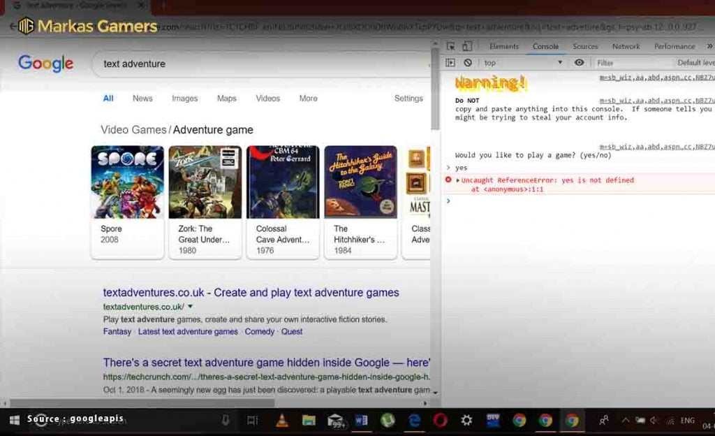 game google tersembunyi