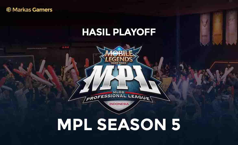 Hasil Final MPL Season 5