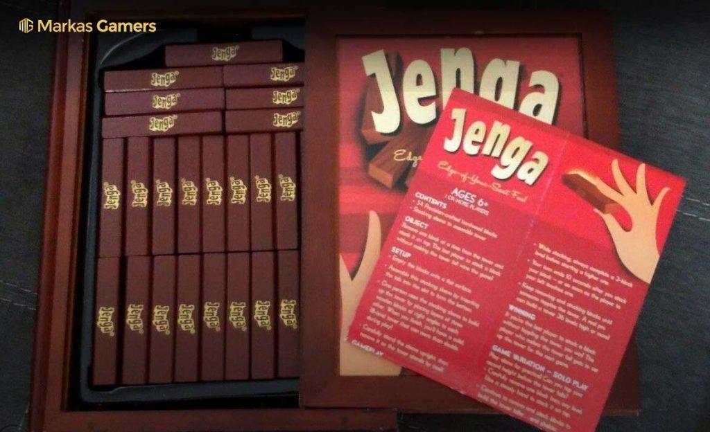 board game jenga