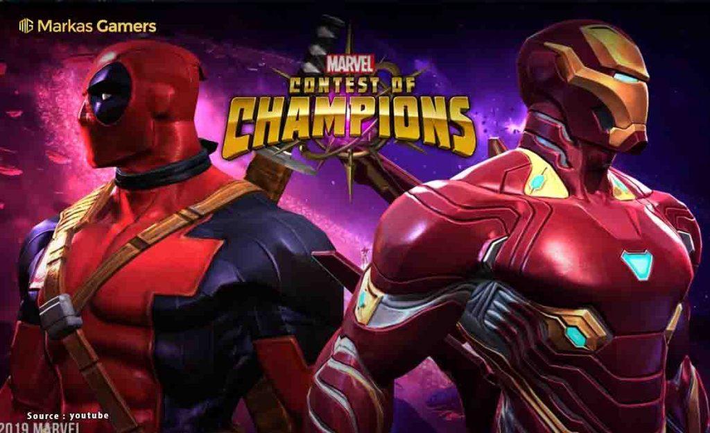 game fighting superhero