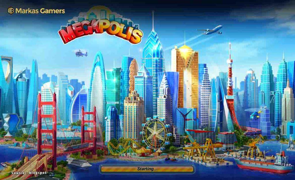 game simulasi kota
