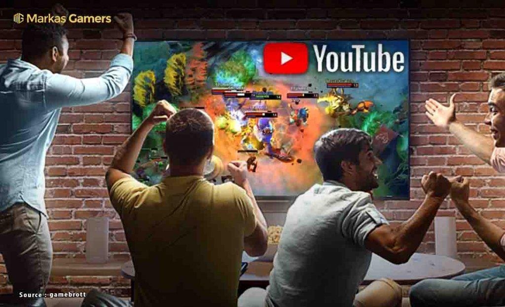 ngabuburit nonton youtube
