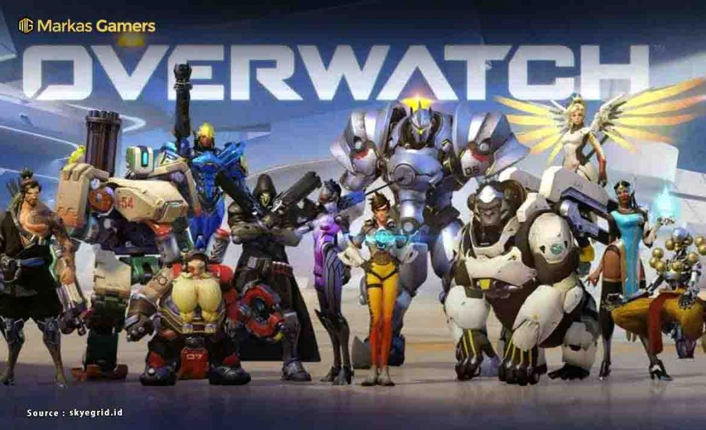 overwatch game pc