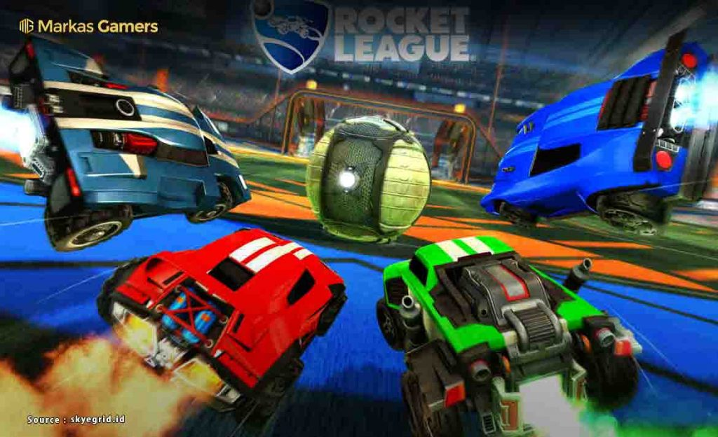 game rocket league