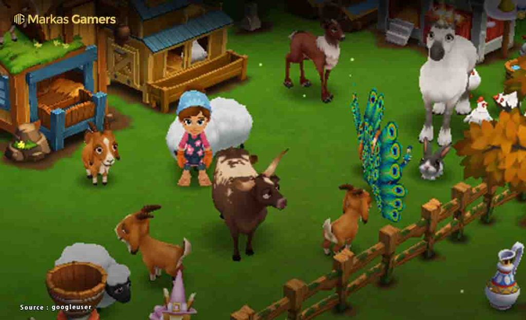 tips naik level cepat farmville 2