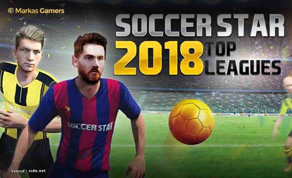 game bola soccer star