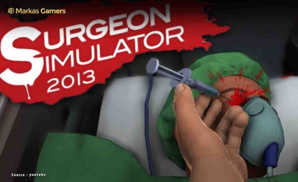 game simulasi dokter