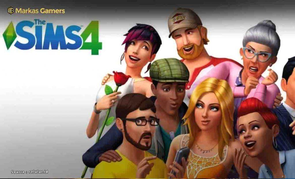 game the sims 4 pc terbaik
