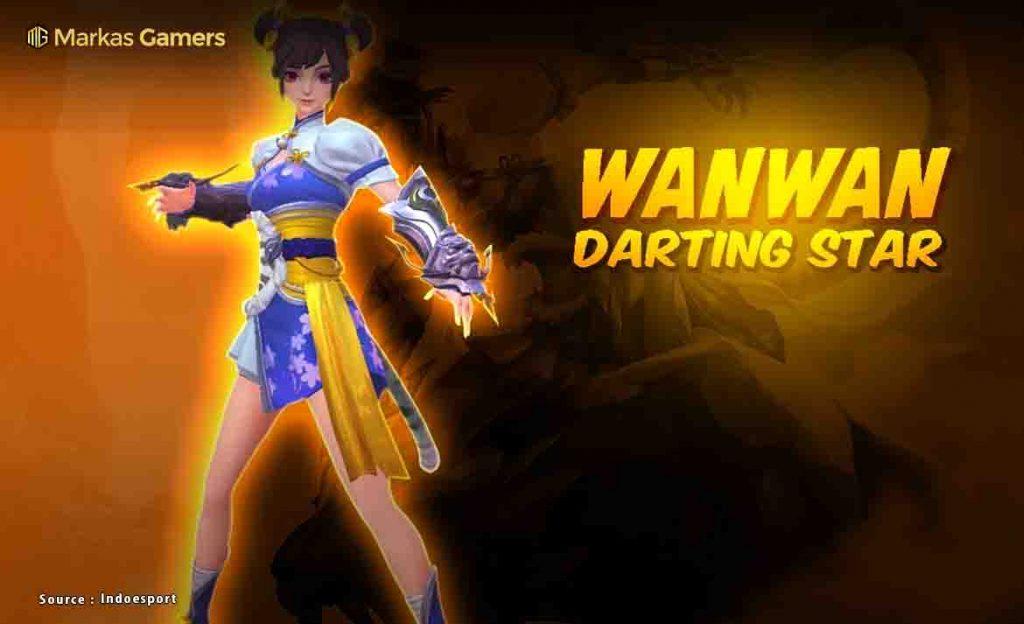 wanwan darting star
