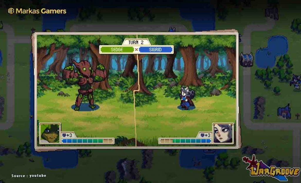 wargroove game indie