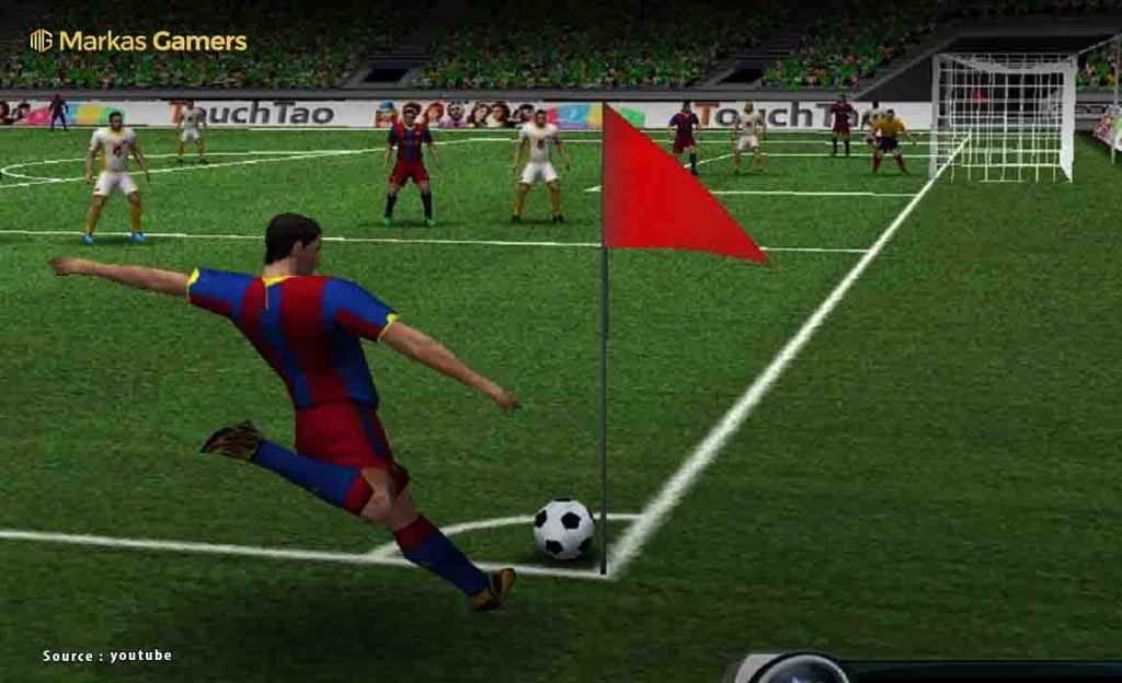 game bola android