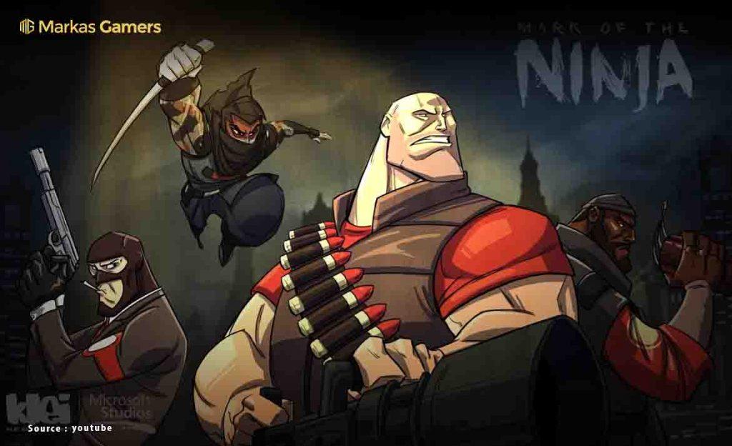 mark of the ninja xbox