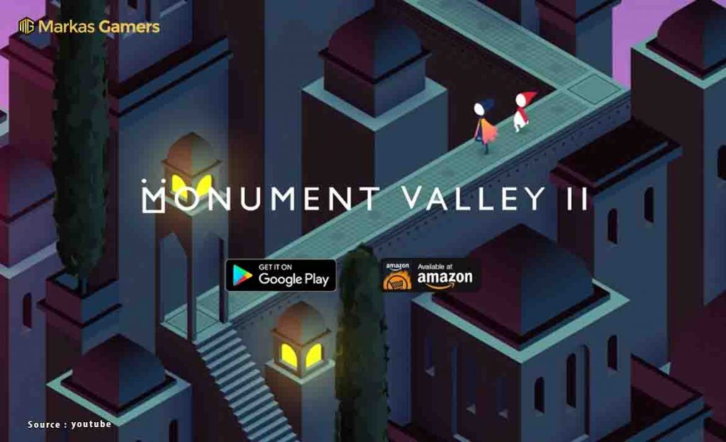 monument valley game perempuan
